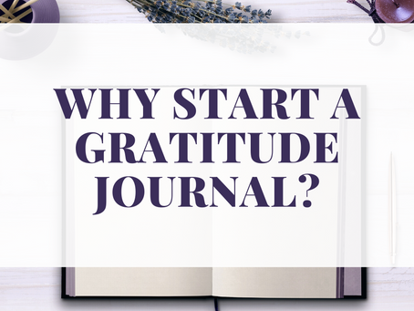 Why Start a Gratitude Journal?