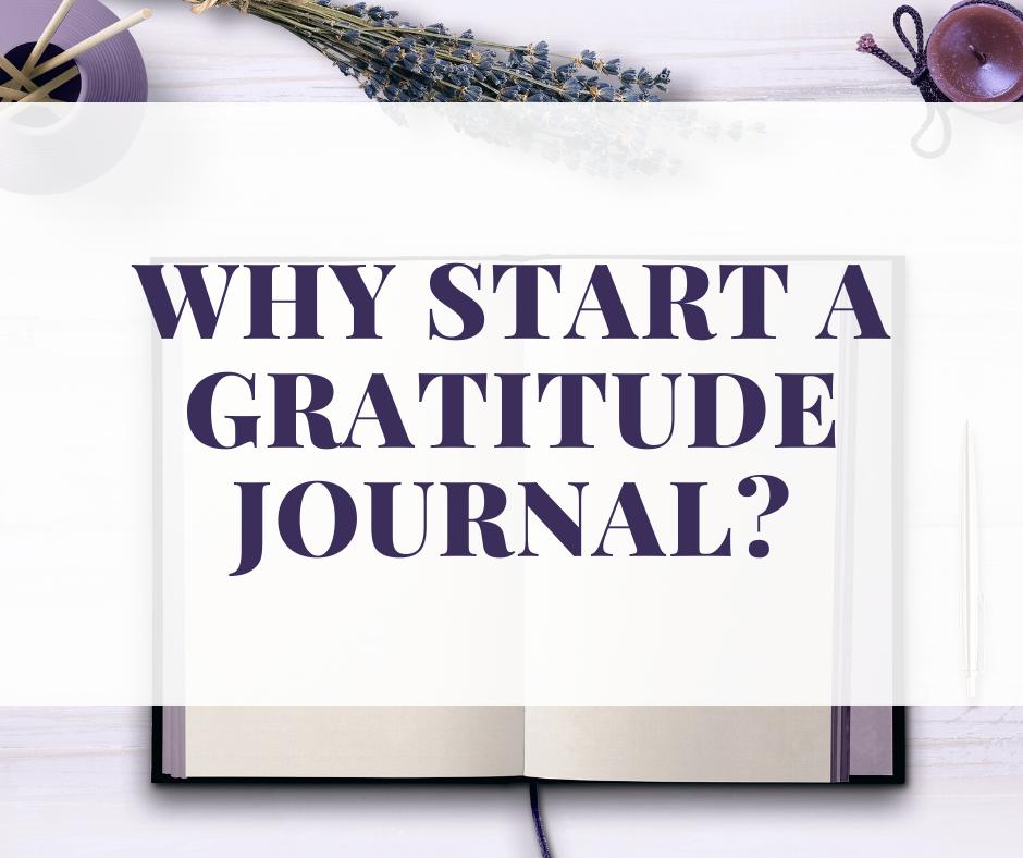Importance of a Gratitude Journal