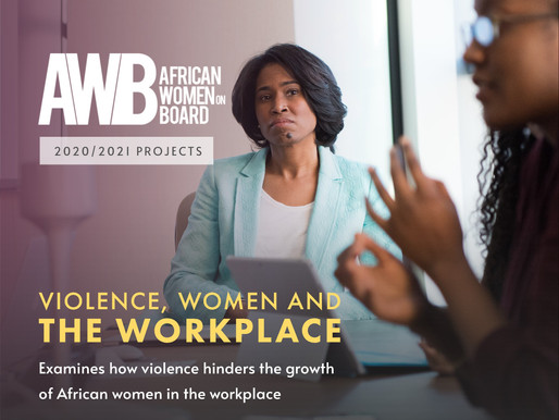 PRESS STATEMENT: AWB LAUNCHES NEW RESEARCH INTO WORKPLACE VIOLENCE AGAINST AFRICAN WOMEN