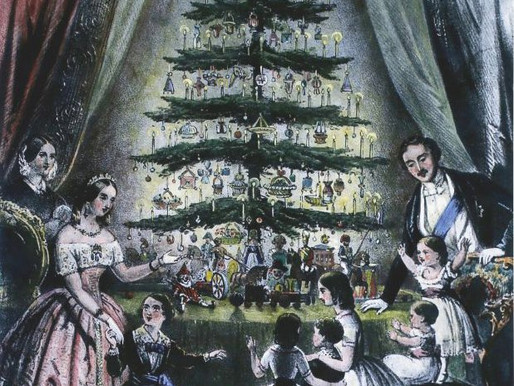The Tradition of Christmas Trees
