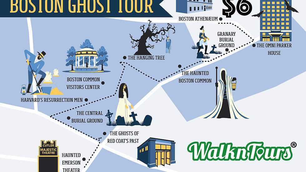 The Ghosts of Boston's Past