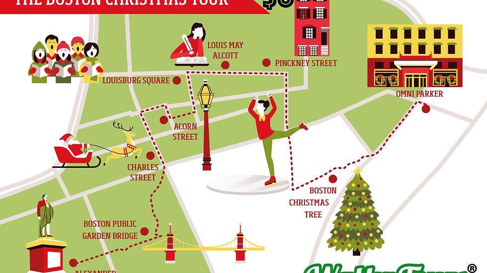 The Boston Christmas Tour