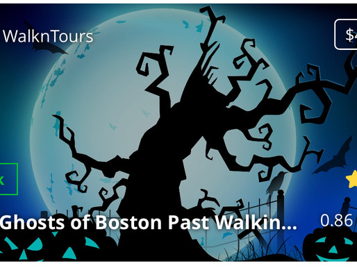 The Ghosts of Boston's Past – the Haunted Walking Tour