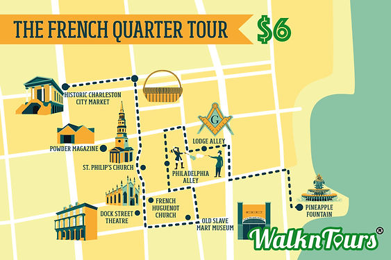 with price The French Quarter Tour New-0