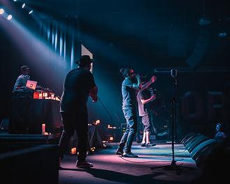 Free Radio Concert Gallery, The Orange Peel in Asheville, NC