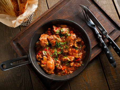 Change up your boring chicken tonight!