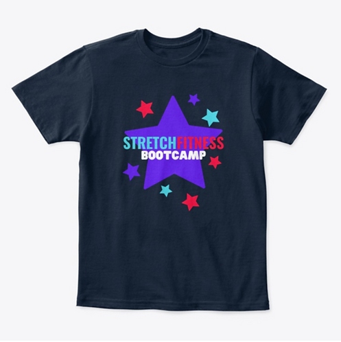 Kids Stretch Fitness Bootcamp Apparel