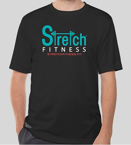 Stretch Fitness Reebok Performance Shirt