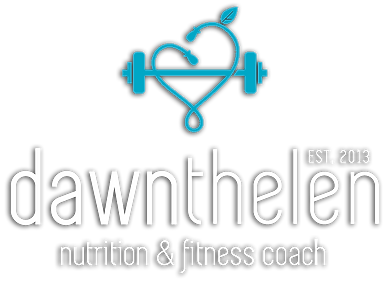 Dawn Thelen personal trainer and nutrition coach logo