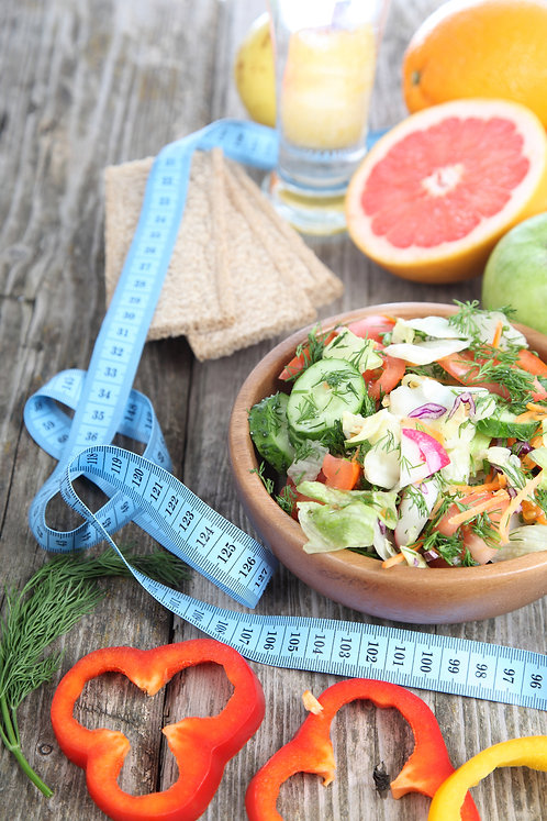 6-Week Nutrition Jump Start