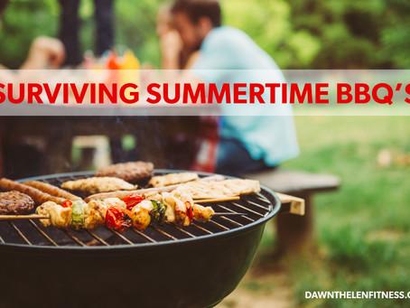 SURVIVING SUMMER BBQ'S
