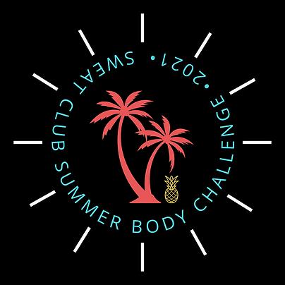 Sweat Club 2021 Summer Body Online Challenge