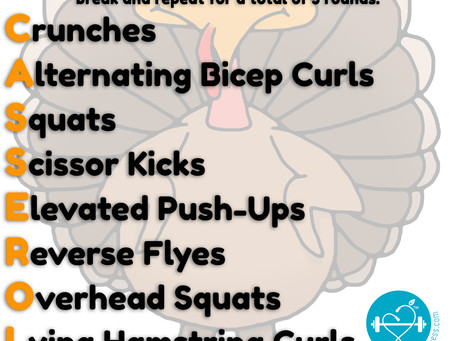 Thanksgiving Week Workout #4