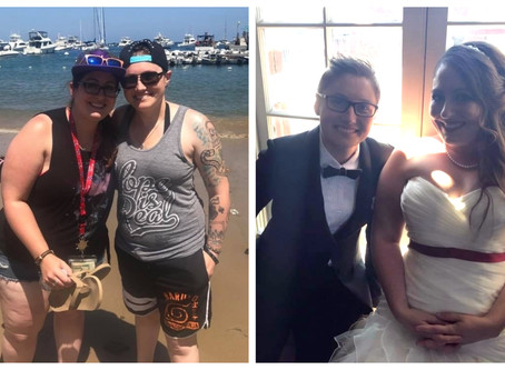 #noexcuses Got This Bride-To-Be to the 100-Club Before Her Wedding!
