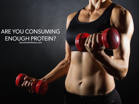Signs You're Not Eating Enough Protein