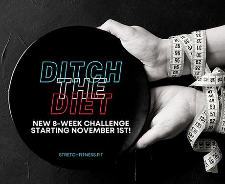 DITCH THE DIET CHALLENGE