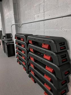 Reebok Steps & Jump Boxes