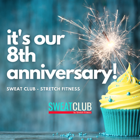 It's Our 8th Anniversary!