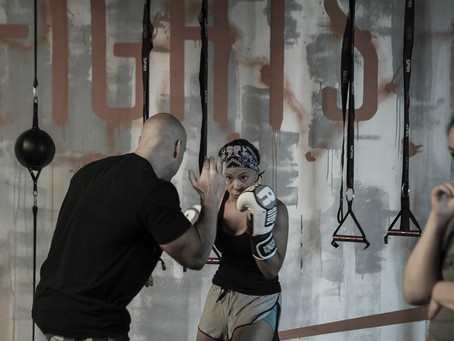 Fighting For A Cure: One Woman's Journey To The Ring