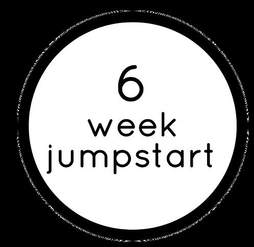 6-WEEK JUMPSTART