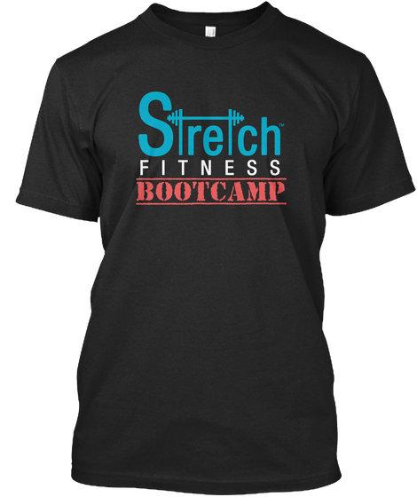 STRETCH FITNESS BOOTCAMP APPAREL