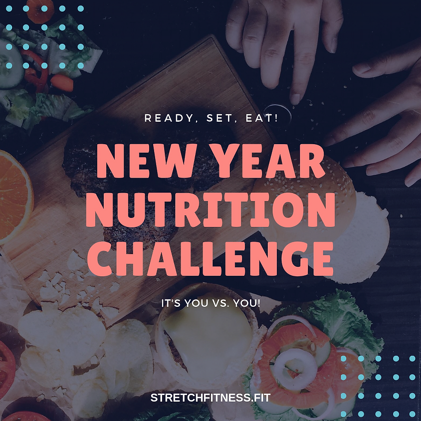 NEW YEAR NUTRITION CHALLENGE