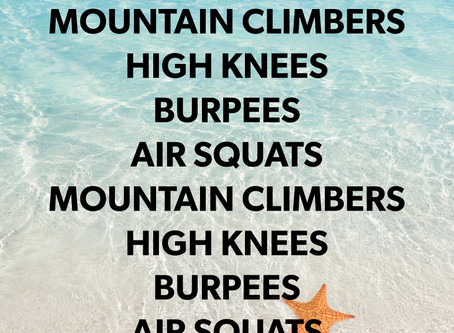 The Anywhere, Anytime Workout Quick Workout