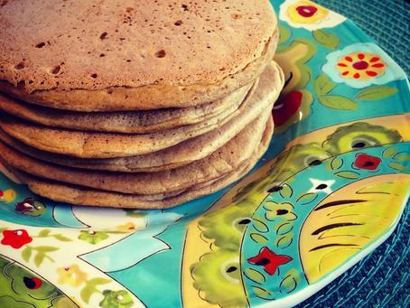 Meal Prep Protein Pancakes