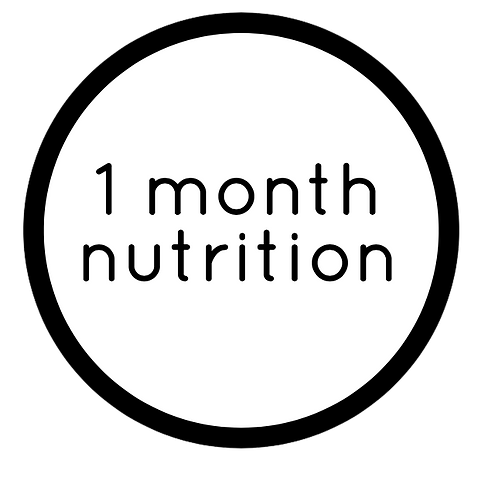 1-MONTH JUMPSTART