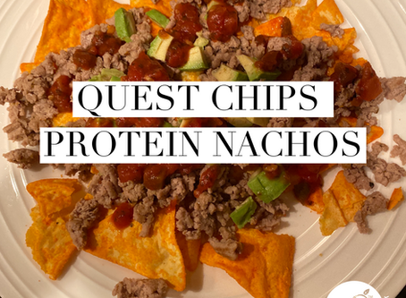 Healthy Nachos For Your Next Taco Tuesday!
