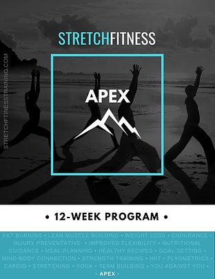 APEX 12-Week Program + Nutrition Coaching