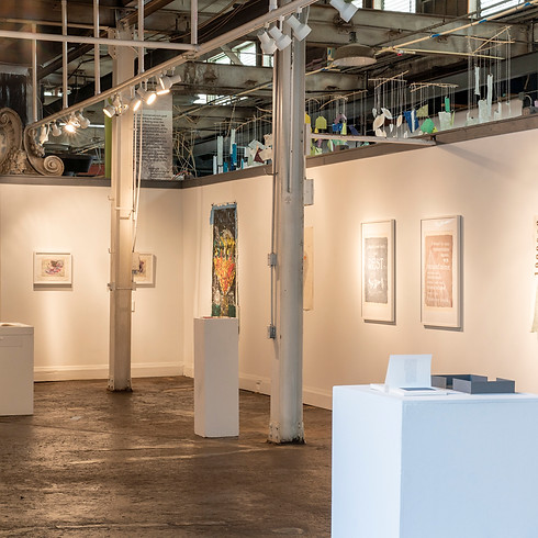 This Moment Exhibition Reception