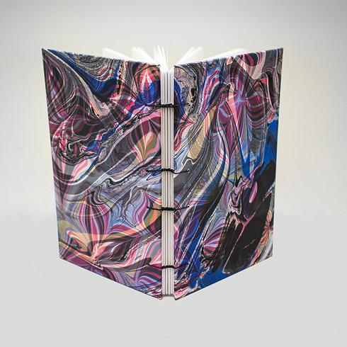 Paper Marbling and Coptic Binding