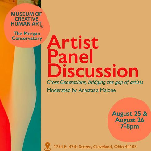 Cross Generations Artist Panels