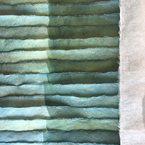 Encaustic on Paper