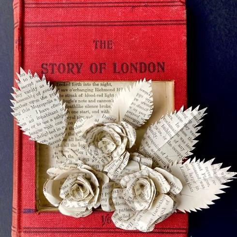 Book Sculpture for Beginners