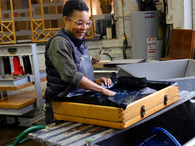 Conversations in the Bindery: Karen Revis