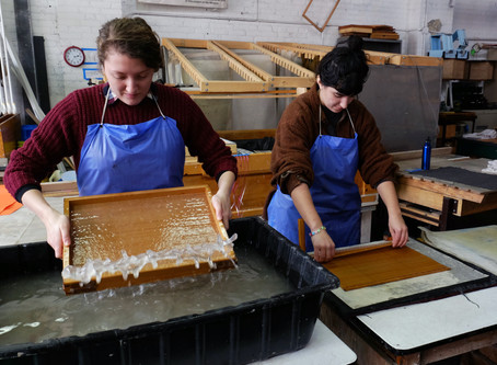Conversations in the Bindery: Frankie Conti