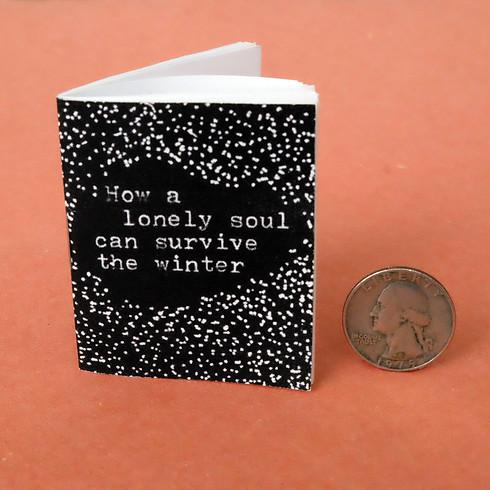 Miniature Zines