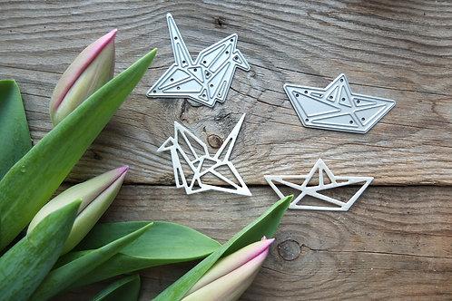 "Нож для вырубки ""Оригами-ми"""