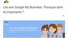 Les avis Google My business - Pourquoi sont ils importants pour améliorer mon référencement local ?