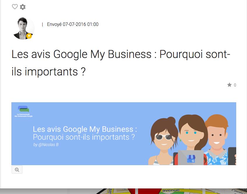 Google my Business : pourquoi les avis sont ils importants