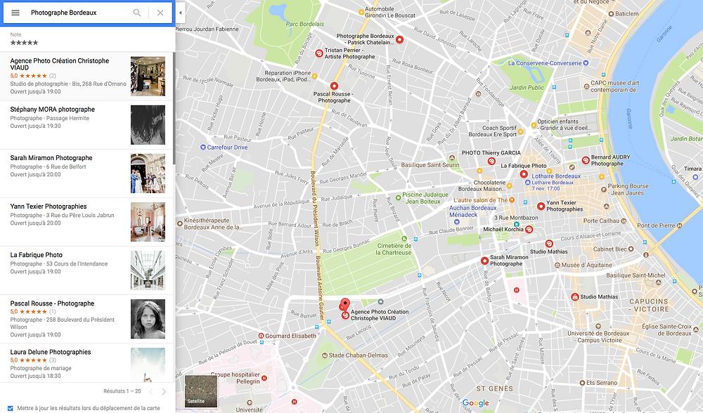 améliorer son traffic dans Google My Business avec un spécialiste Google My Business