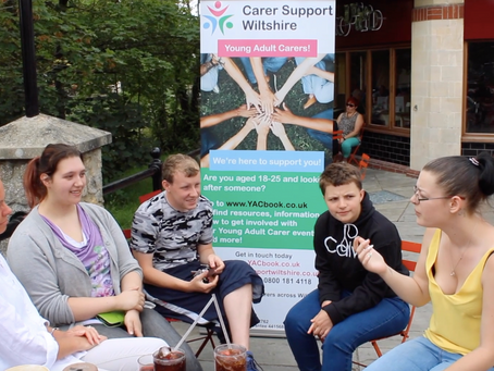 Hidden Young Carers - how GP surgeries can help