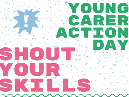 Young Carer Action Day 2021 - Protecting Young Carers' Futures