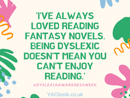 #DyslexiaAwarenessWeek - Empowered with Dyslexia