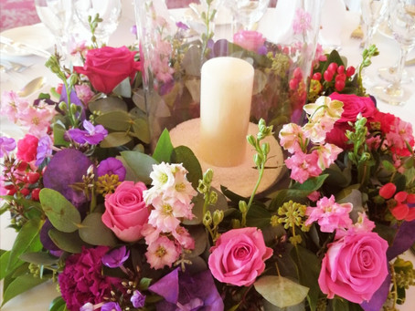 Your Perfect Wedding Table Centrepieces.