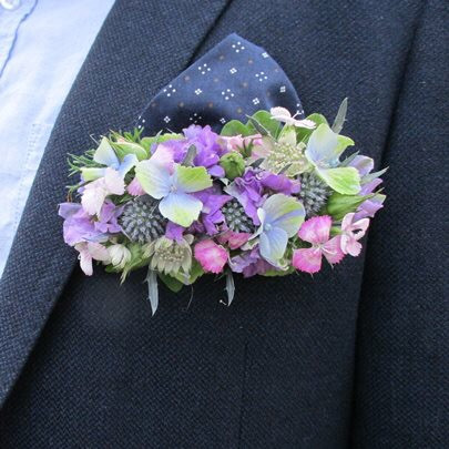 Pocket Buttonhole