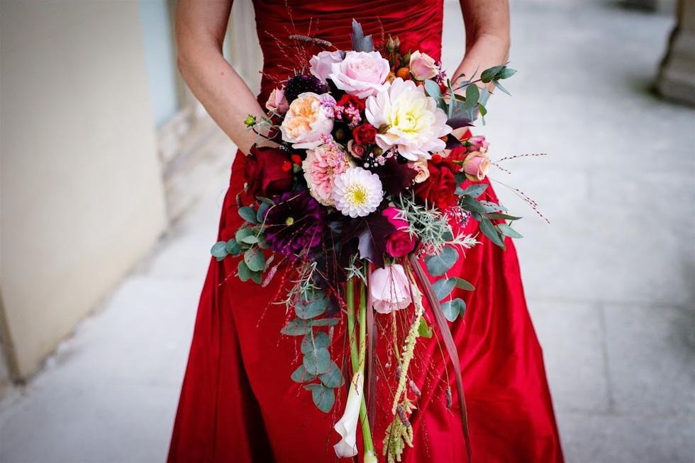 Cascade Bouquet
