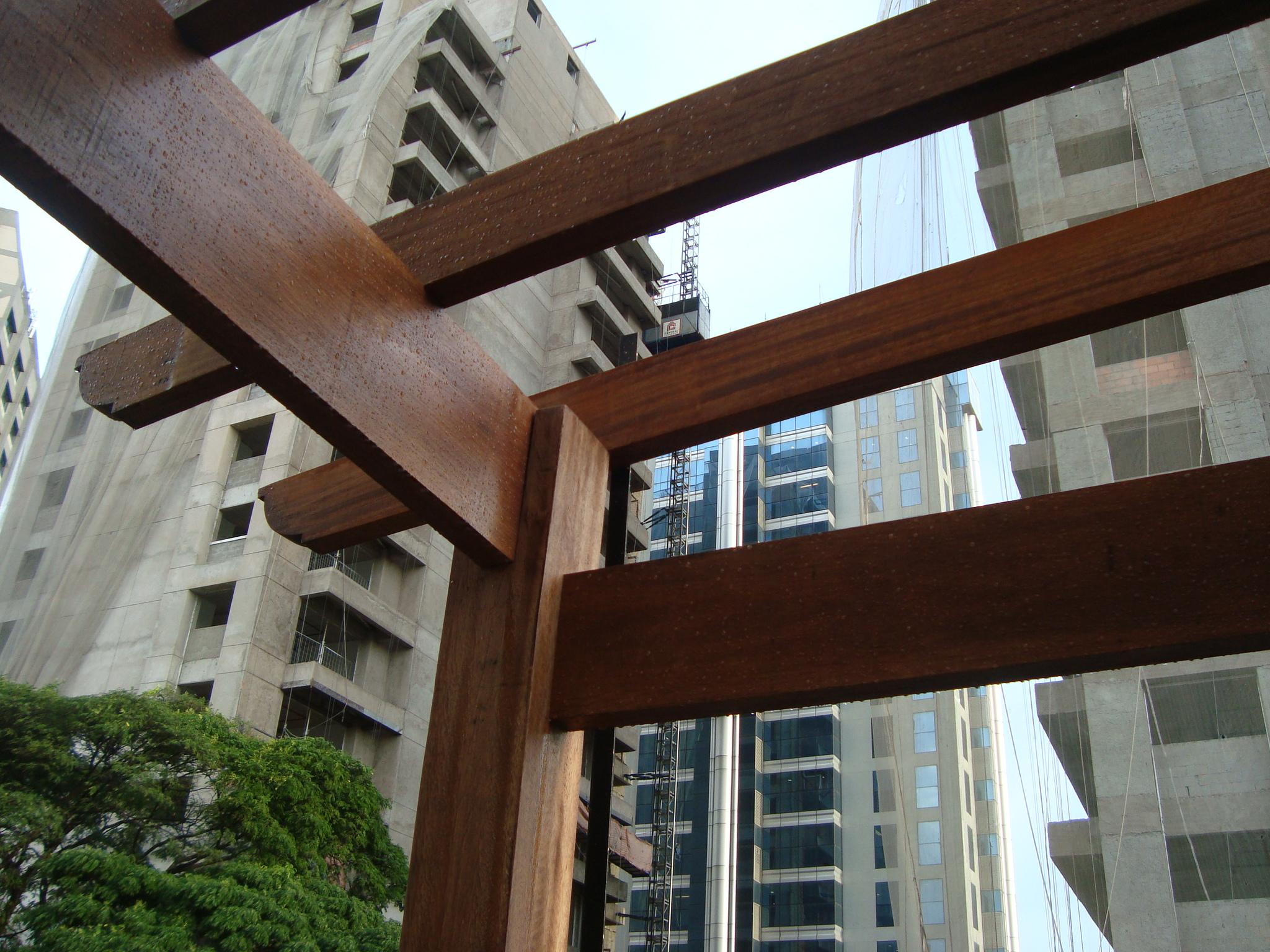 Deck's e Pergolados de madeira